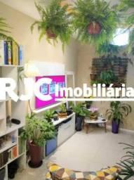 Apartamento à venda com 1 dormitórios em Humaitá, Rio de janeiro cod:MBAP10246