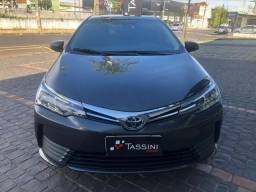 Toyota Corolla GLi 1.8 Cinza