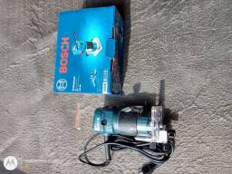 Tupia Bosch 550w 6 mm