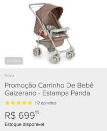 Carrinho de bebê galzerano 230