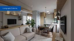 Apartamento 2 dorms + Area Lazer em Sumaré