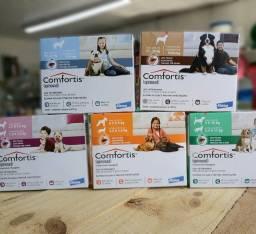 Comfortis antipulgas para cães e gatos