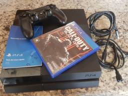 Playstation 4 500g 12x no cartão sem juros
