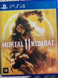 Jogo PS4 Mortal Kombat