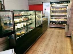 Vendo padaria e cafeteria