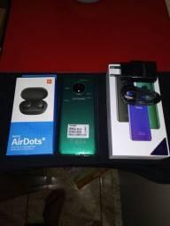 Celular Doogee X 95 novo + redmi Airdots s