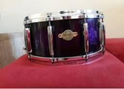Caixa pearl master mcx purple sparkle burst  14x6.5