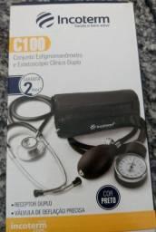 Kit Aparelho Verificador de Pressão Arterial