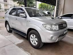Hilux Sw4 Srv 2011 4x4 Diesel Unico Dono