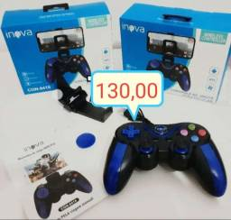 Joystick Android Bluetooth Gamepad Sem Fio