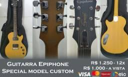 Guitarra Epiphone Custom shop especial