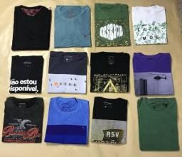 Camisas Reserva, Levi's, John John, Calvin Klein, Cocci, Cavaleira (Atacado e varejo)