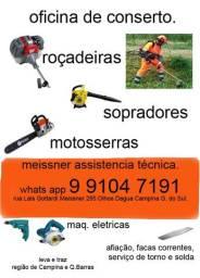 Roçadeiras,motosserras,sopradores ferramentas eletricas