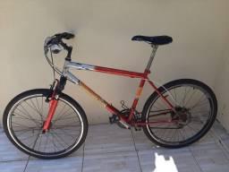 Bicicleta Sundown Aro 26 24V Freio a disco GTS