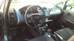 Honda Fit Automatico 2008 Troco Menor Valor