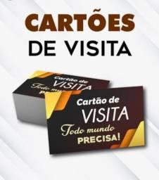 1000 CARTÕES DE VISITA PROMOÇÃO