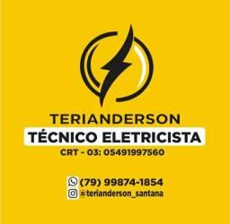 Técnico Eletricista (Terianderson)