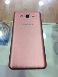 Samsung J2 Prime Rose 16GB dual chip zerado sem defeito demais
