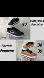 Plataforma feminina