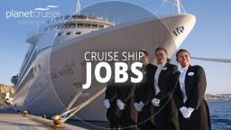 Trabalho em um navio de cruzeiro