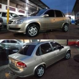 2012-Corsa Sedan Classic Ls 1.0 Flex Bem Conservado