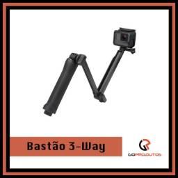 Bastão 3-Way GoPro