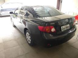 Corolla 2009 GLi 1.8 flex