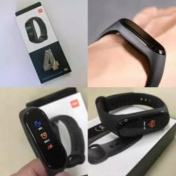 Relógio Mi Band 4 Xiaomi 100% Original português com garantia