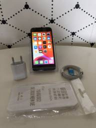 IPhone 8 64gb Cinza Seminovo Sem Detalhes Mais Brinde Em 12x