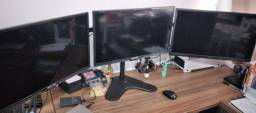 PC gamer + 3 monitores