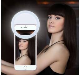 Selfie Ring Light: Luz De Selfie Para O Celular
