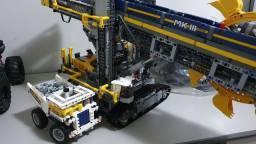 Lego Technic 42055 Bucket Wheel Escavator