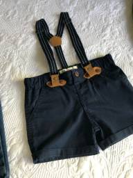 Shorts bebê TAM 2