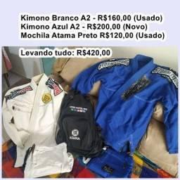 Kimonos + Mochila Atama