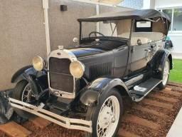 Ford 1929 Modelo A, raríssimo direção inglesa!