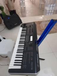 Teclado Yamaha Mox6