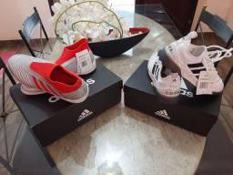 Chuteiras Adidas Society Novas Originais