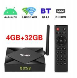 Tv BOX - TX6s - 4gb 32gb - Wifi 5g