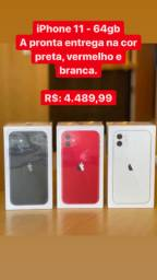 iPhone 11 - 64gb lacrados