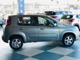 Fiat Uno 1.0 Vivace - Completo ( Airbag e Abs) Muito Novo!