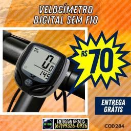 Velocímetro Digital sem Fio (Entrega GRÁTIS)