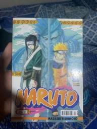 Mangá Naruto Volume 6