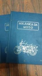 Livros Mecânica da Moto
