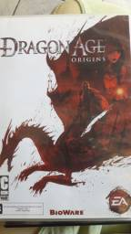 Dragon Age Origins Pc Dvd-Rom Seminovo