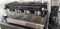Máquina espresso Rancilio classe 9 USB 3 grupos