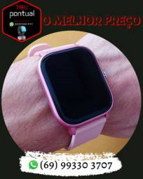 P8 rosa smartwatch