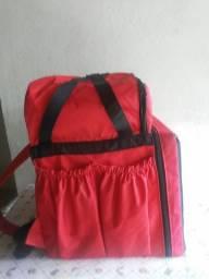 Vendo Mochila Bag cor Vermelha