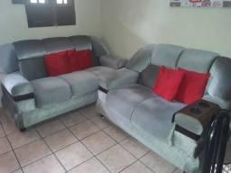 Lindo Sofá de 2 e 3 lugares