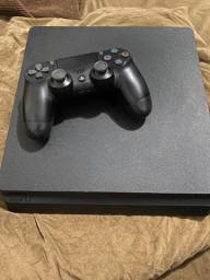 PS4 Slim , Semi-novo , 500GB
