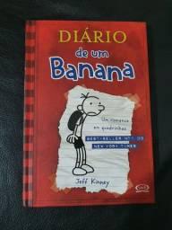 Livro Diário de um Banana - Um Romance em Quadrinhos v1
